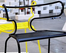 Torro chair – exterior version