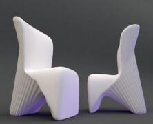 Flowr chair – wedding dressed chair