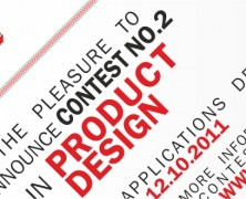 New product design competition from CHERGA – it is international this time