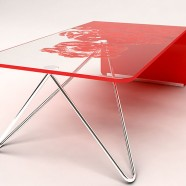 Bend table – cafe table