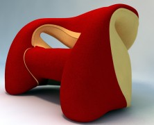 Comfort lounge chair