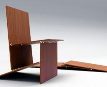 Fold-ing chair