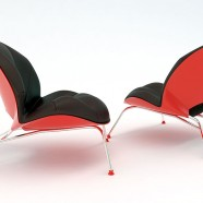 The Kiss chair