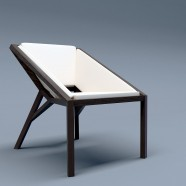 The Piramide chair