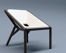 The Piramide chair