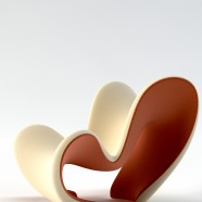 M lounge chair