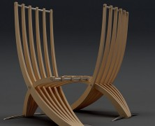 Sabre chair