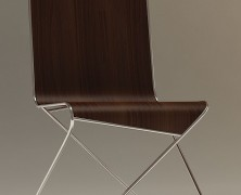 Swirl chair